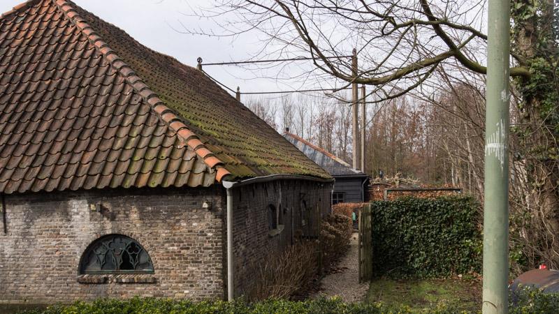 Oude Schuur Hillegersberg